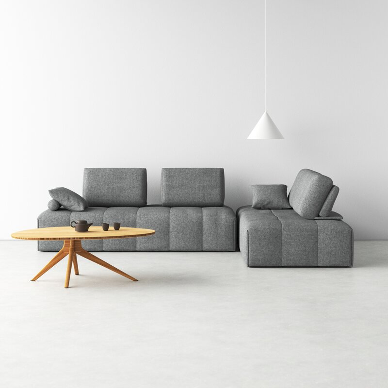 7 Best Modular Sectionals (none of these are ugly) - a roundup of the best modular sectionals on the market today.