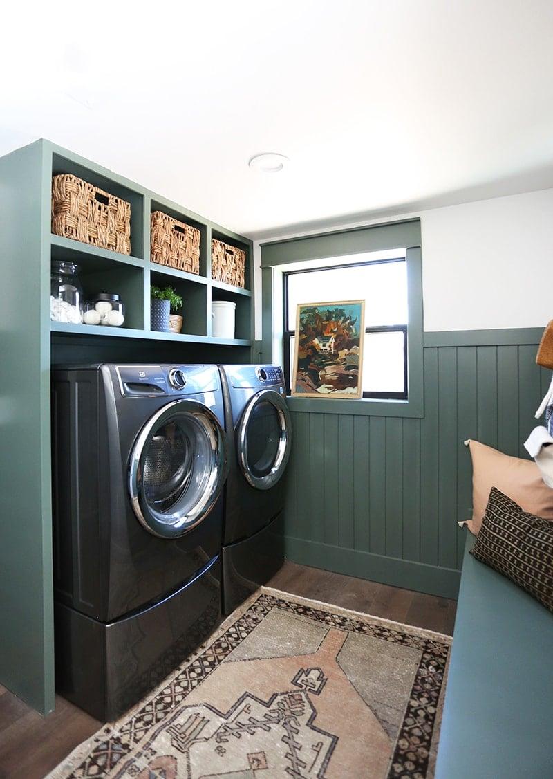 laundry room inspiration - juniper studio