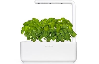 my christmas wish list - click and grow garden